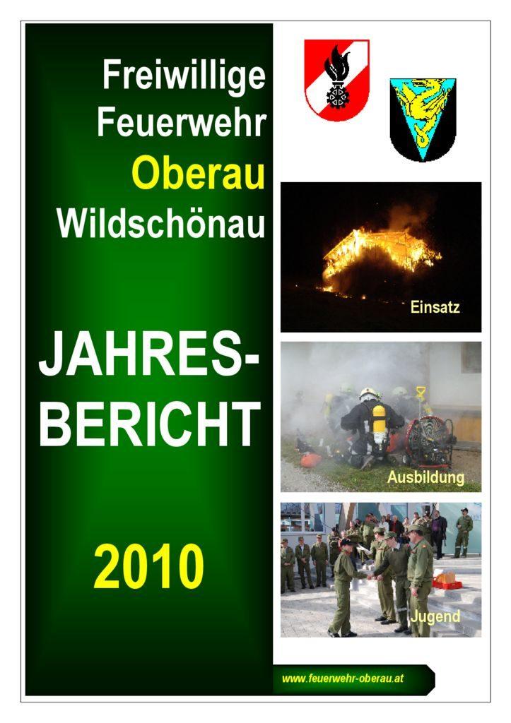 thumbnail of JAHRESBERICHT 2010_klein